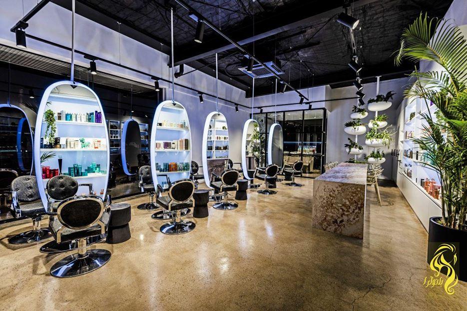 وسایل مورد نیاز سالن آرایشگاه زنانه