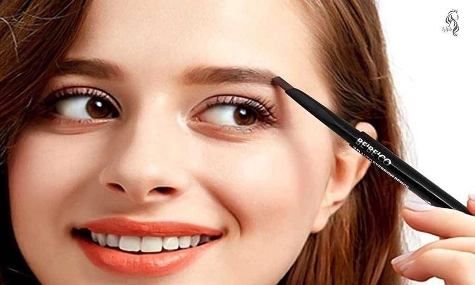 مدل آرایش صورت گرد