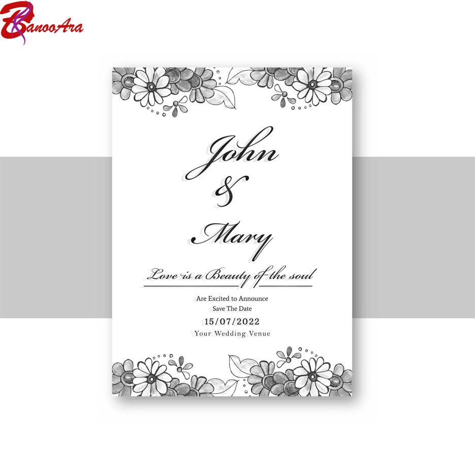 قبل از آنکه کارت عروسی انتخاب کنید این موارد را بخوانید
