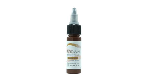 رنگ تاتو قهوه ای براون بیر آی براون