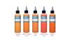 رنگ تاتو نارنجی روشن اینتنز برای صورت