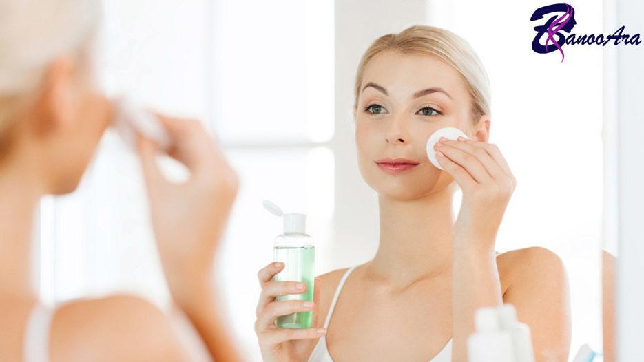 درست کردن شیر پاک کن و پاک کننده طبیعی صورت