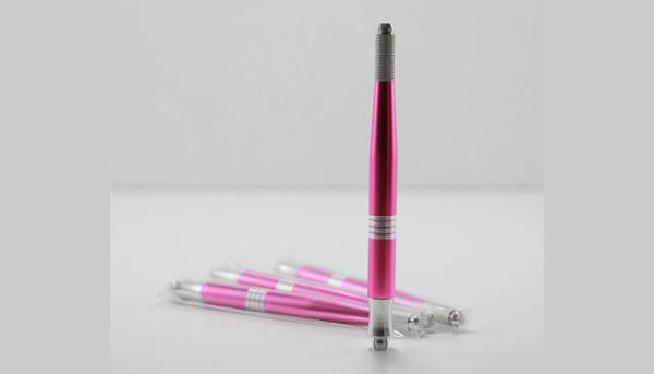 قلم بلیدینگ و هاشور ابرو دوسر