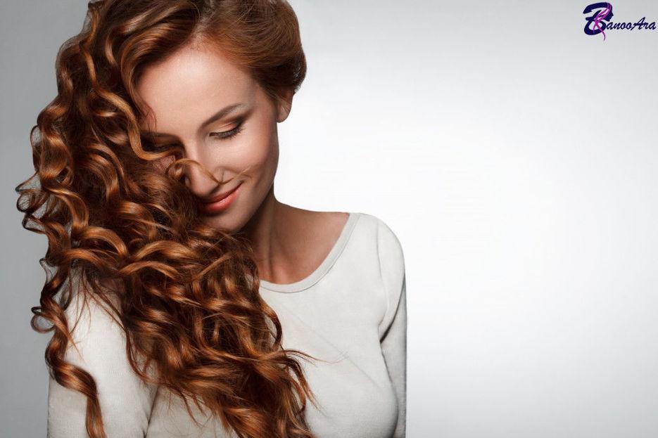 علت چرب شدن موها چیست؟