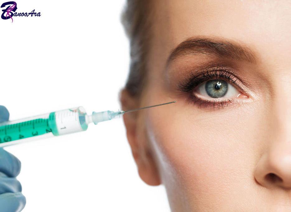 کربوکسی تراپی بهترین درمان سیاهی دور چشم