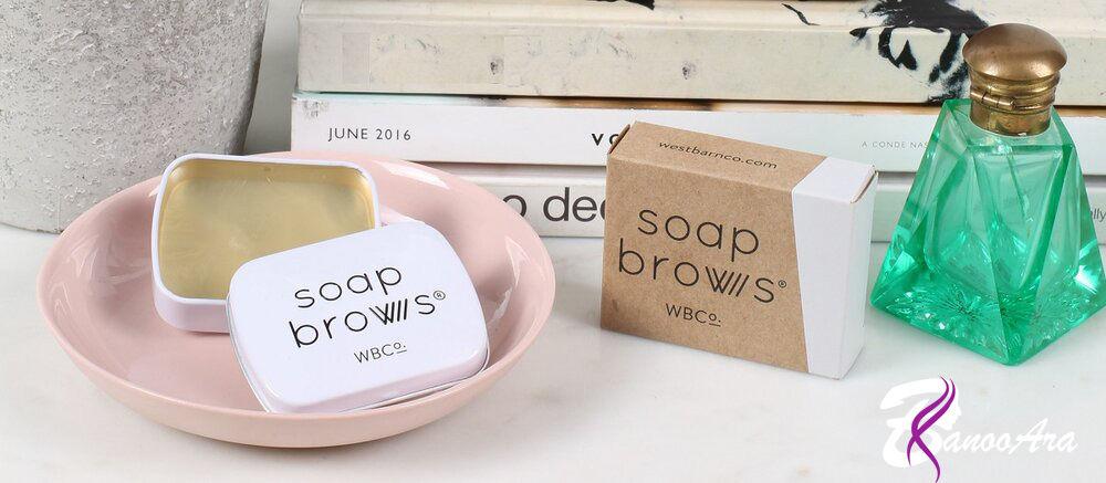Eyebrow soap    Types of eyebrow soap